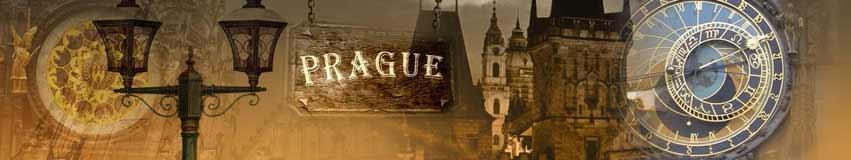 Сайт о Праге